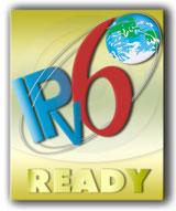 Logo IPv6 ready