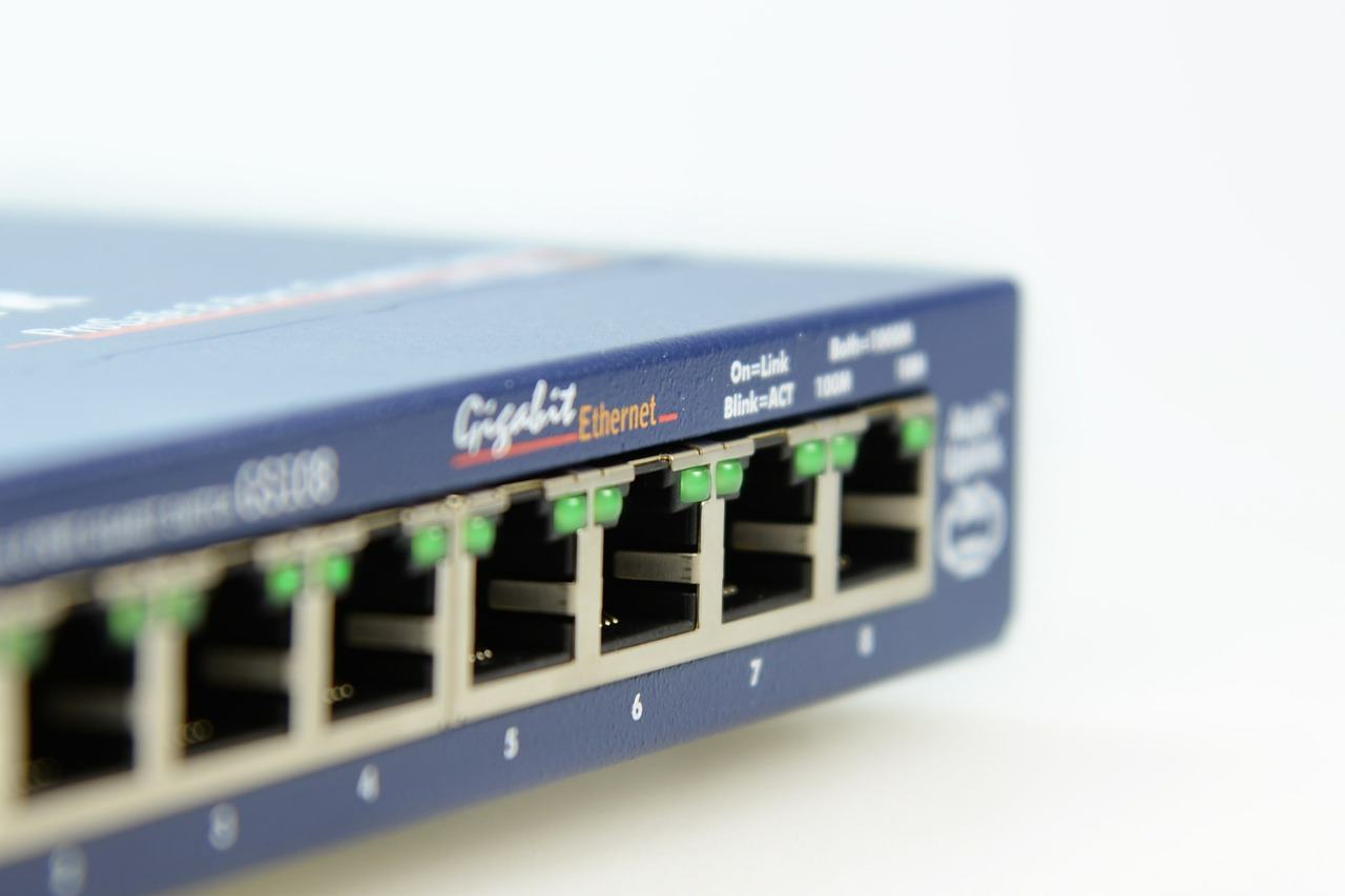 Commutateur Ethernet
