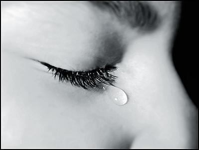 tristesse après l'échec